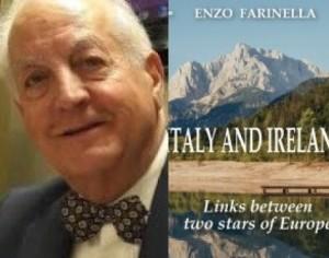 Enzo Farinella e la copertina del libro