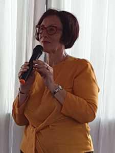 La presidente della Fidapa di Giardini Naxos Angela Giuttari