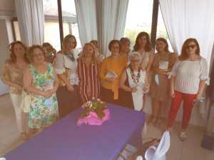 La foto di gruppo con le fidapine