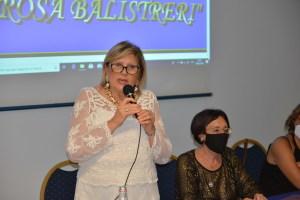 La presidente distrettuale Maria Ciancitto