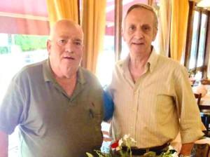 Peppino Russo e Aldo Di Blasi