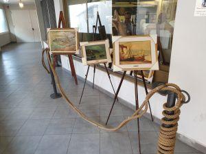 Alcuni quadri dedicati al mare