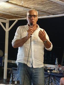 Beppe Manno presenta la rassegna itinerante a Giardini Naxos