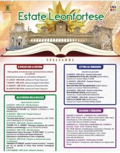 Locandina Leonforte