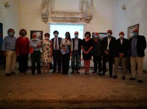 La foto con i relatori