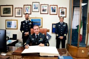 Cambio Comando Chiriatti-Rivera
