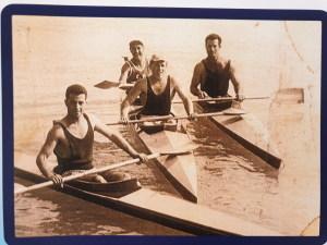 Da sin. Nino Cannizzaro (K1), Bruno Di Bernardo e Pippo Galeano (K2), Teddu Cannizzaro (K1)