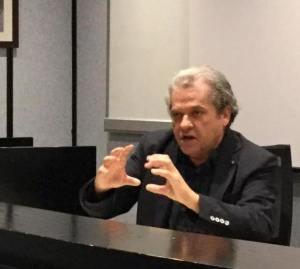 Il Prof. Carlo Ruta