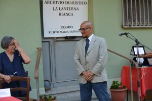 I terzi classificati Angelo Pirri e Elena Senia