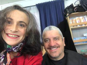 Guia Jelo e Fabio De Luigi