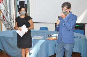 L'intervento del dott. Pino Mento